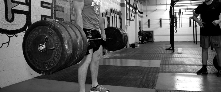 Athletic Adventures: I'm trying Crossfit for amonth!