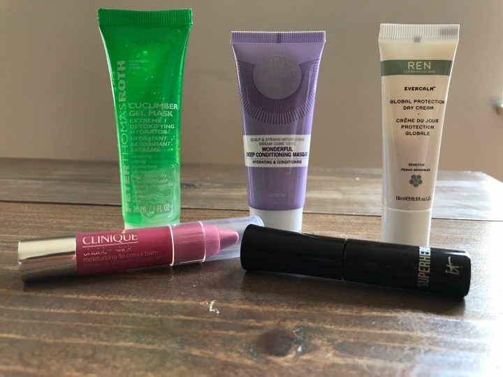 Sephora PLAY! July 2017 BoxReview