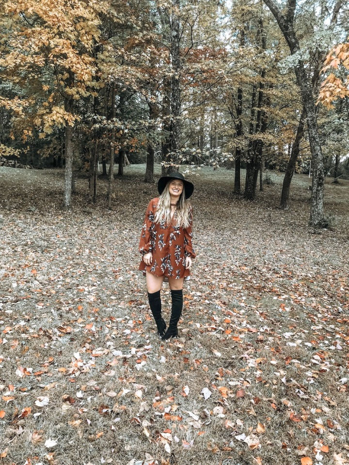 Back in Knoxville, Feelin' all the fall feels