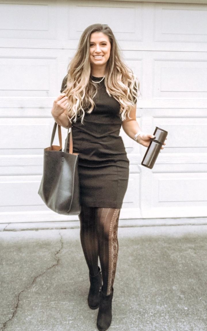 Workwear Staples: The Not-So-Little BlackDress